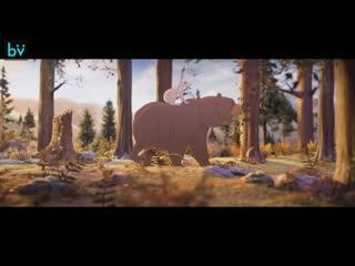 John lewis the bear & the hare