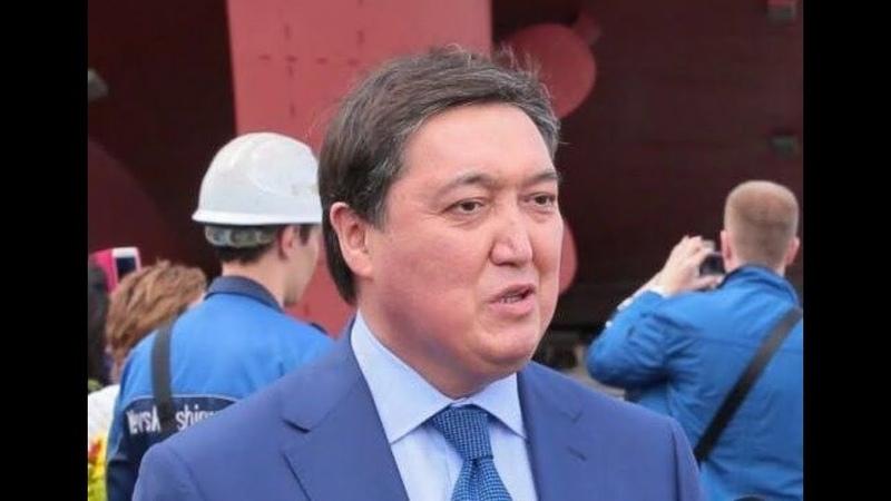 Назарбаев представил своего последнего премьера. Угробил КТЖ, добьет и Казахстан / БАСЕ