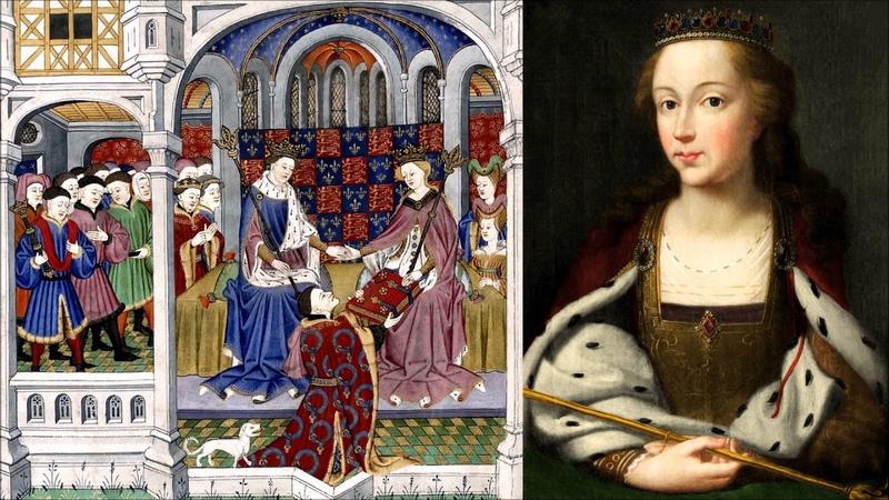 Маргарита Анжуйская - королева Англии, жена Генриха 6 Ланкастера. Рассказывает Наталия Басовская.