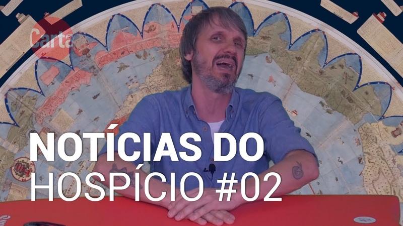 Ad lio Bispo junta se à nau de loucos ao Titanic psicod lico do Brasil Not cias do Hosp cio