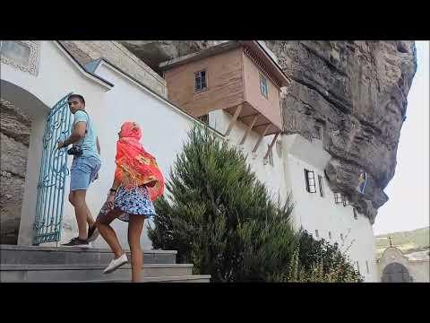 Мужской Успенский пещерный монастырь в Бахчисарае