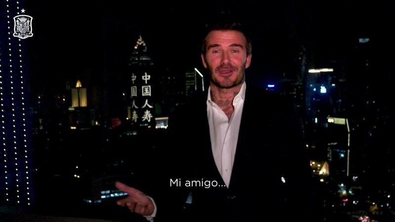 Iker Casillas, Del Bosque, Beckham, Zidane, Maldini, Xavi... Todos felicitan a Sergio Ramos