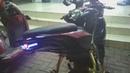 Modifikasi Suzuki GSX R150 BackLamp Evolution