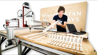 Making Marble Shuttles with the CNC Machine - Marble Machine X 100