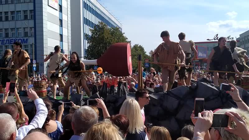 Карнавал в честь 1000-летия Бреста. 7 сентября 2019 год