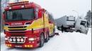 Scania 8x4 Boniface vs MAN Heavy Recovery Sweden