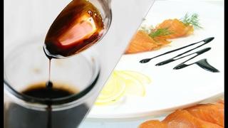 Готовим Бальзамическую Глазурь. Смотрите как нужно. Правильный Ресторанный рецепт от Шеф повара.