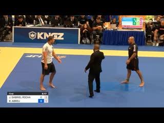 Roberto cyborg abreu vs joao gabriel rocha 2019 ibjjf heavyweight gp