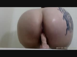 College pawg takes a bubble bath - big ass butts booty tits boobs bbw pawg curvy mature milf