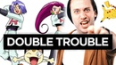 TEAM ROCKET Double Trouble Pokémon METAL cover by Jonathan Young feat Nikki Simmons