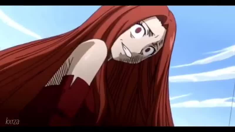 — Fairy Tail Vine   Mirajane x Flare