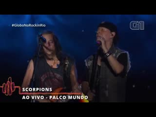 Scorpions rock in rio 2019 (full show)