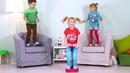 Тренажер для прыжков со звуком Moby Jumper