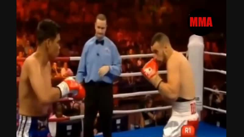 Неподрожаемый боксер