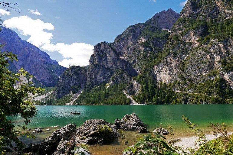 Озеро Брайес. То самое, о котором много фото :), изображение №4