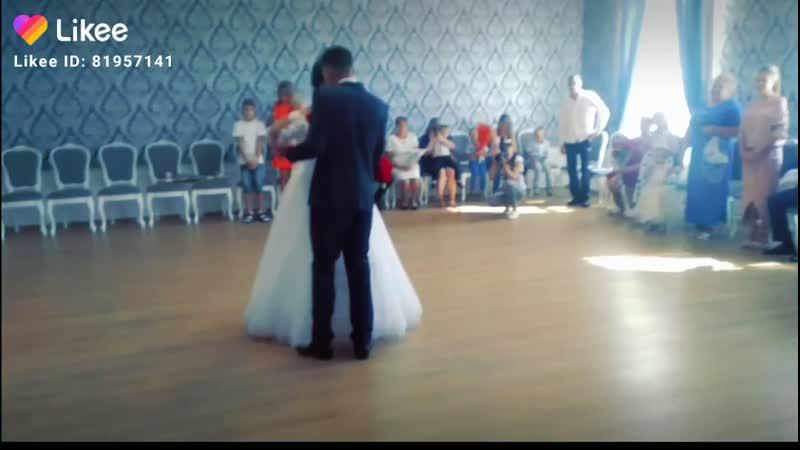 Первый_танец_молодоженов