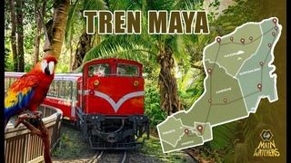 Todo sobre el Tren Maya
