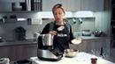 10CHEF - MISCELARE: crema al mascarpone con coulis ai frutti di bosco