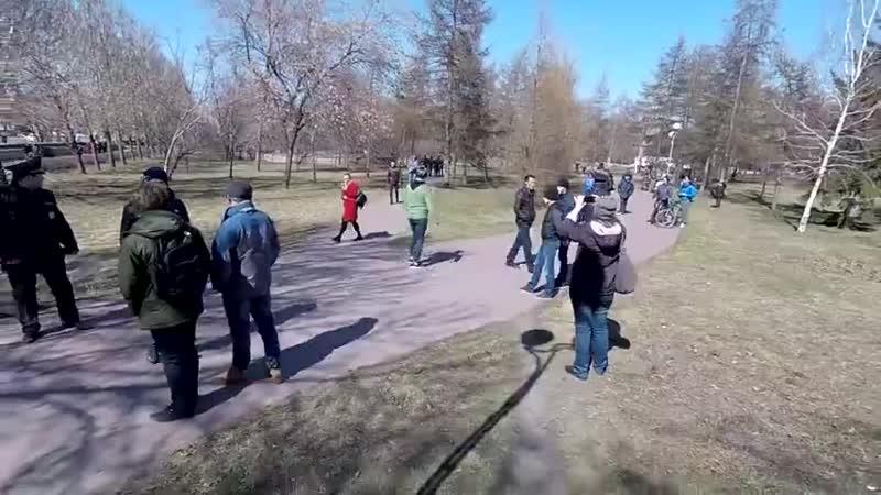 Шабес гойский беспредел Челибянск 5мая2019