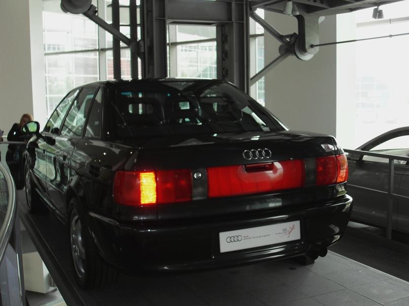 1994 Audi Avant RS2 — Авто подарившее жизнь Порше, изображение №16