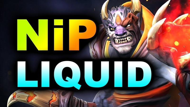 LIQUID vs NiP - DreamLeague Season 12 - Group Stage DOTA 2