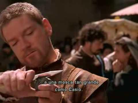 Película Otelo Branagh 7 30 subtitulada