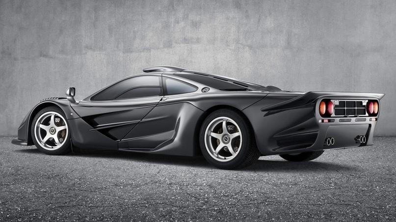 Длина имеет значение — Эволюция «длиннохвостых» McLaren, изображение №37