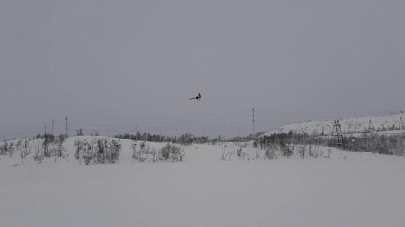 Gaui X3 вертолет на радиоуправлении