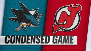 10/14/18 Condensed Game: Sharks @ Devils