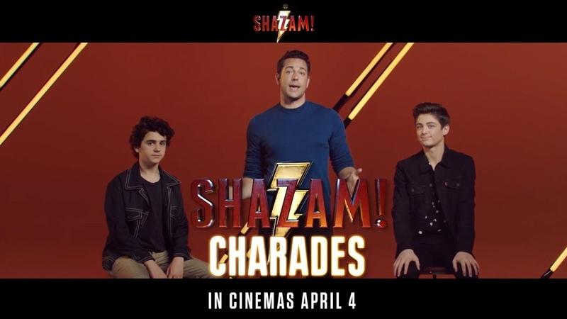 Shazam Charades