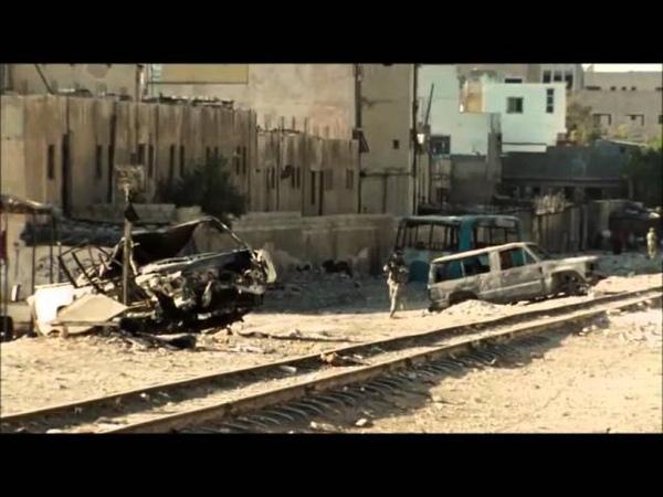 Взрыв (Открывок из фильма Повелитель бури)