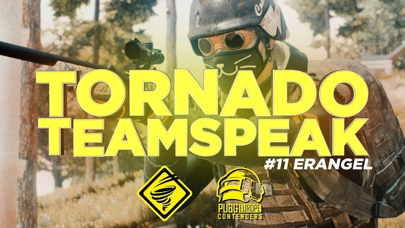TORNADO - Камбэчная PCL Teamspeak 11