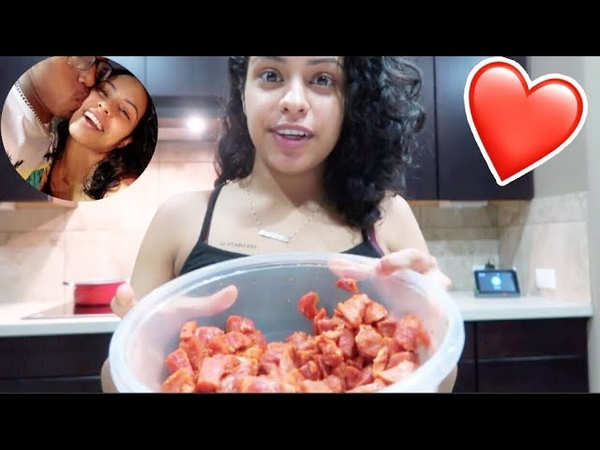 I COOKED DINNER | CARMEN VLOGS