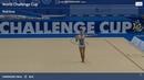 Alina Harnasko Hoop EF - World Challenge Cup Kazan 2019