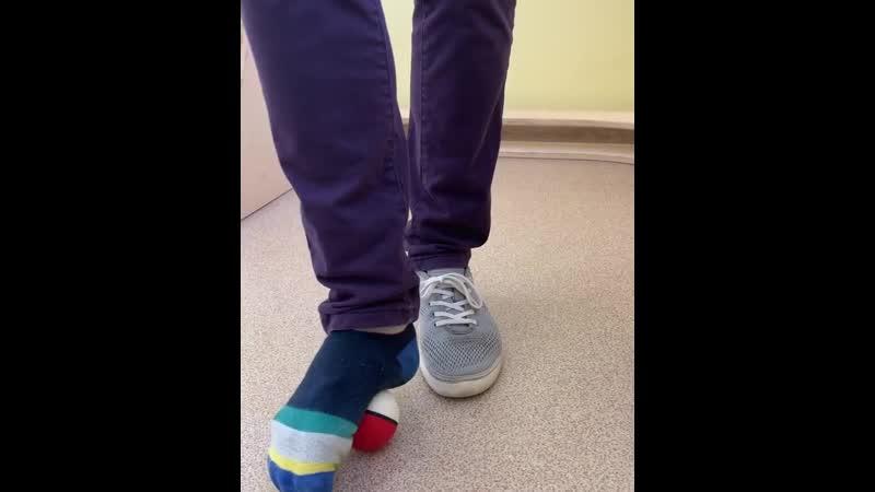 Лечение плоскостопия Часть 6 СпортМедика