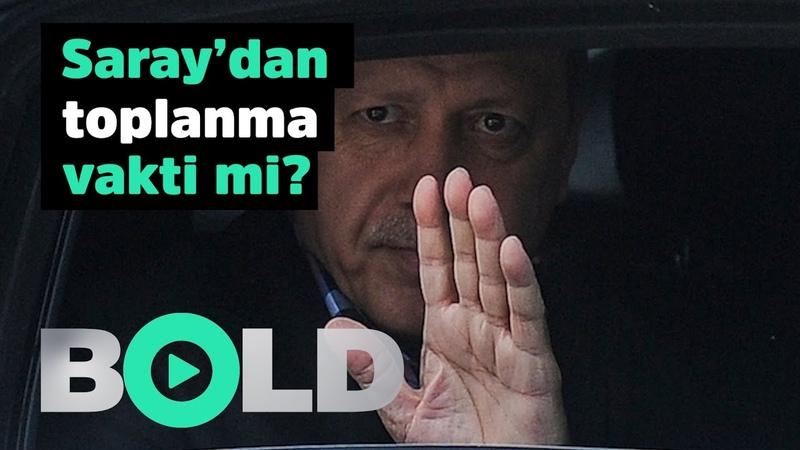 Saraydan toplanma vakti mi İşte Erdoğanın uykularını kaçıran o anket!