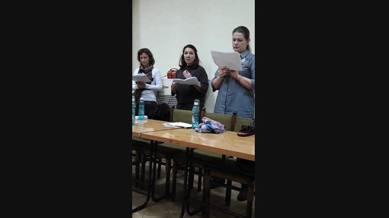 Отзыв членов жюри о выступлении Алисы Лисевской