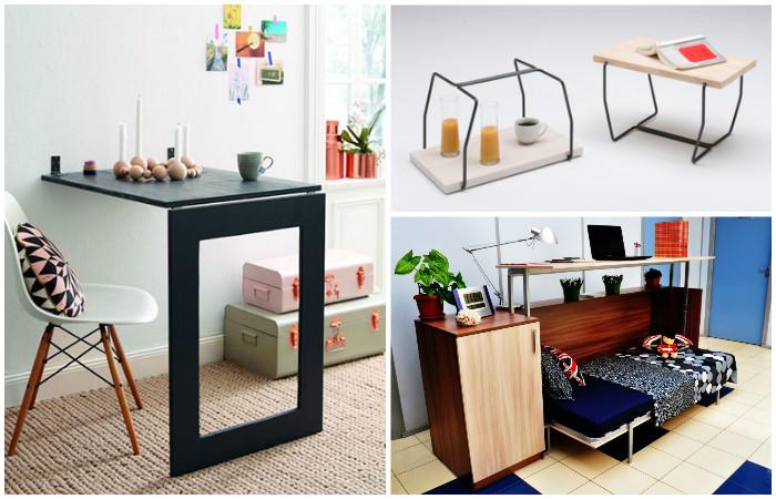 Создание неповторимого интерьера в маленькой квартире