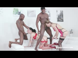 Adeline Lafouine Julia North love anal fisting and fucking Part 1 IV368