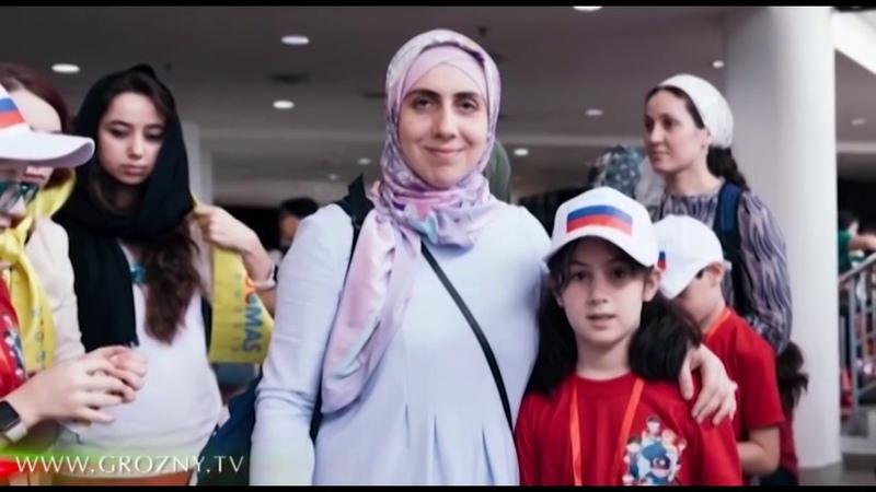 Чеченские школьники победили в Международном чемпионате по ментальной арифметике UCMAS
