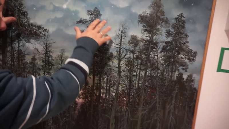 2 02 2019 рассказ о картине Адександр Мицник Весна на Урале редактировано