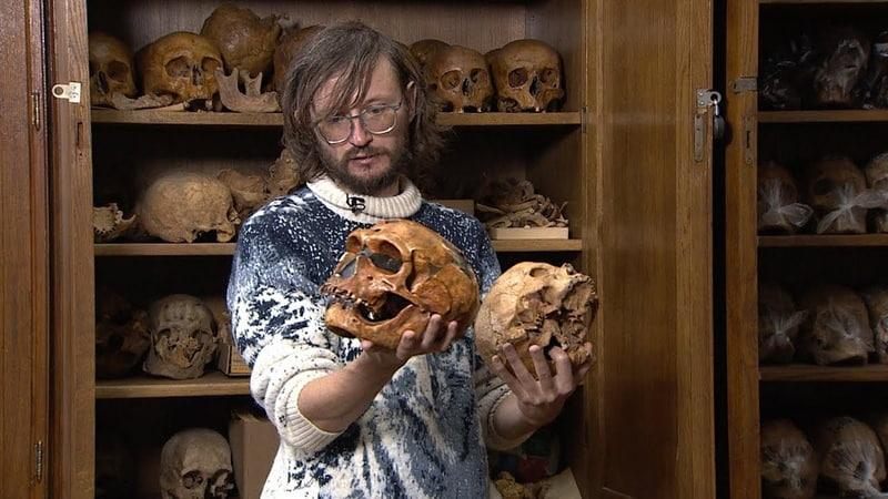 Станислав Дробышевский: «Мы — промежуточная стадия эволюции»