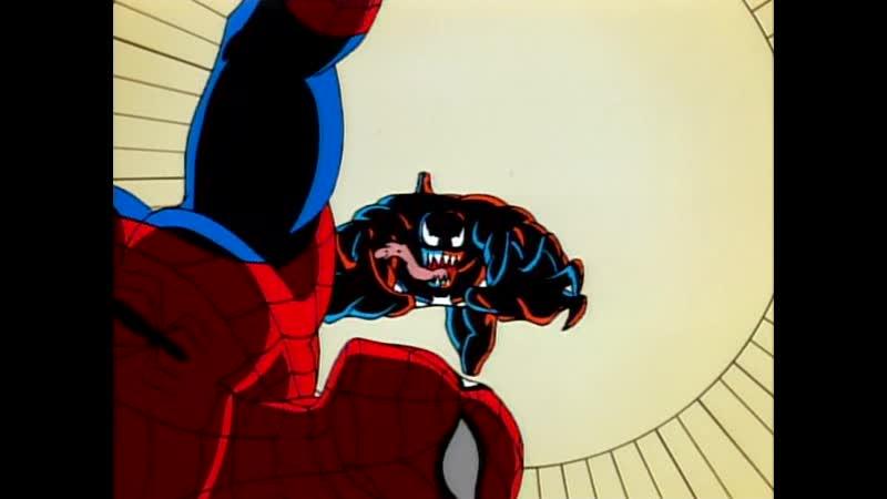 Человек-Паук 1994 3 сезон 10 серия (Возвращение Смертоносца)