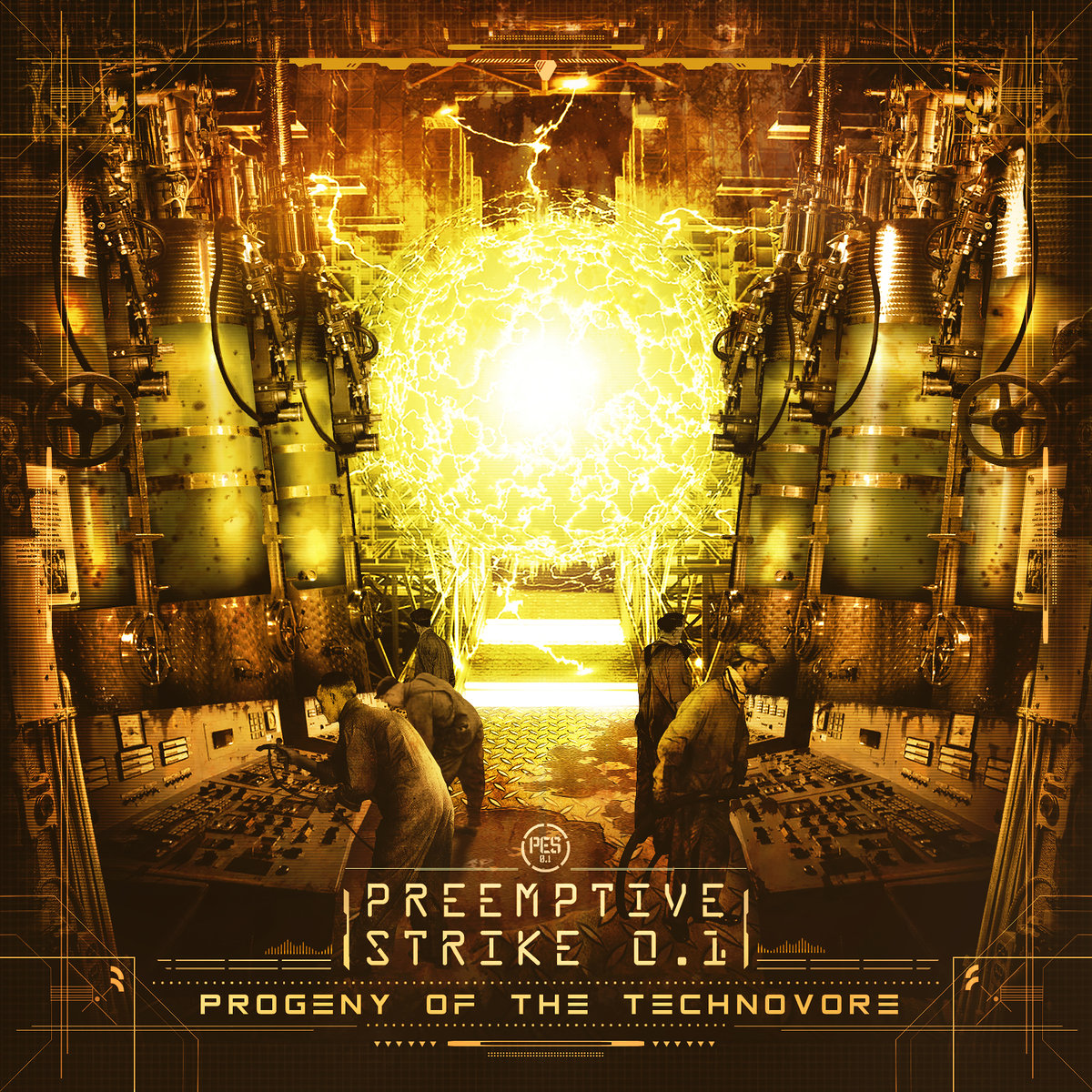 PreEmptive Strike 0.1 - Progeny Of The Technovore