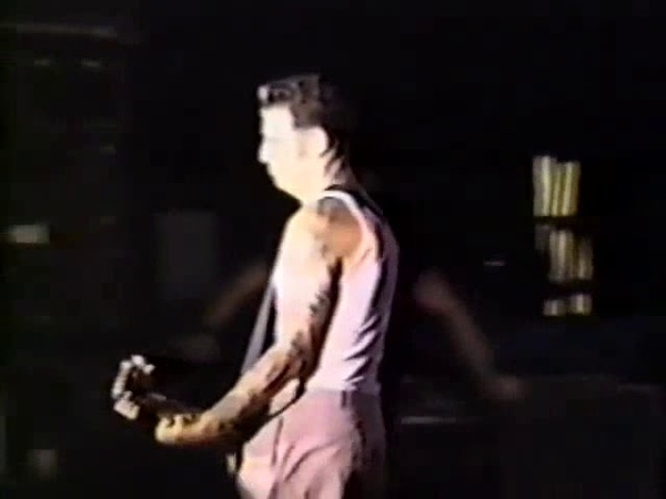 Social Distortion - Live in Grand Rapids, MI 11.04.1992