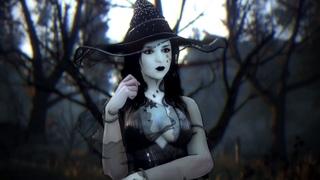 BDO black desert online remastered - Machinima - Witch hunt