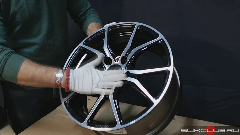 Кованые диски Слик L214 L209 L181S Slik forged wheels L214 L209 L181S Обзор от Slik Club