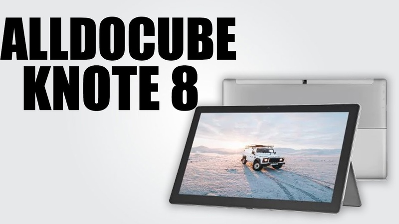 ALLDOCUBE KNote 8 2 in 1 Tablet PC