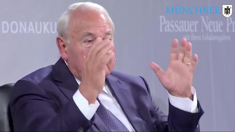 ⚠️⛔ Wohin steuert Deutschland 23.10.2018 - Heinz Hermann Thiele