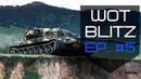 УНИЧТОЖАЕТ ВСЁ НА СВОЁМ ПУТИ КВ-1 | WoT Blitz 5